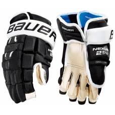 Перчатки BAUER NEXUS 2N PRO S18 SR