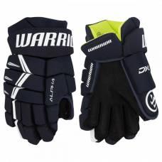 Краги хоккейные WARRIOR ALPHA DX5 JR