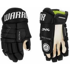 Краги хоккейные WARRIOR ALPHA DX4 JR