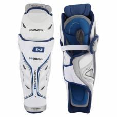 Щитки хоккейные BAUER NEXUS N9000 SR