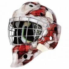 Шлем вратаря BAUER NME4 S17 YTH Цветной